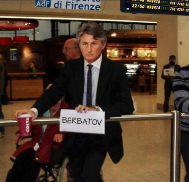 waiting for Berbatov